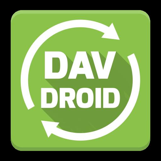 Davdroid Alternative