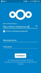 Nextcloud App