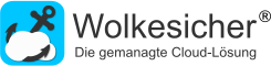 Wolkesicher® Logo